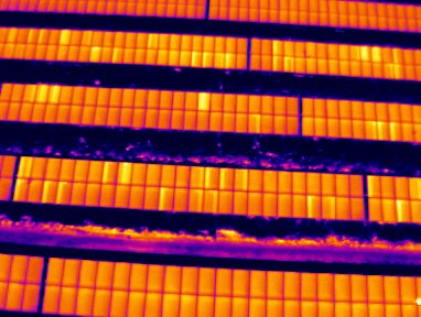 Identification Of Faults On Pv Systems Using Thermography